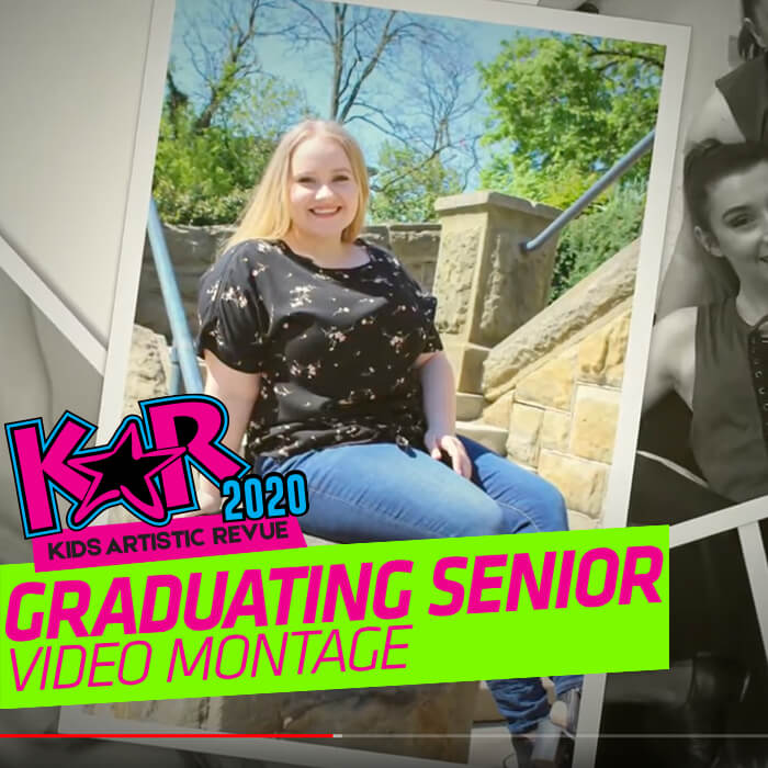Graduating Senior Video Montage